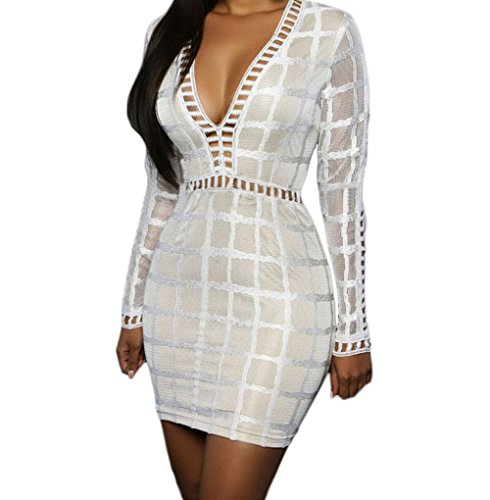 Buy belted lace dress by rare - 9