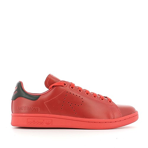 Red Raf Simons By Ba7377 Adidas Sneakers Men's Leather qOzUA