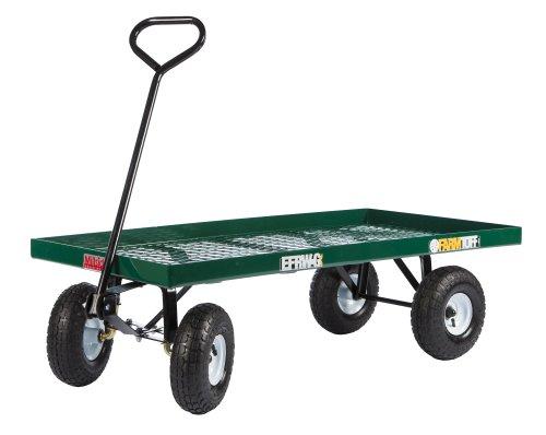 Farm-Tuff Nursery Wagon - 48in.L x 24in.W, 1200-Lb. Capacity