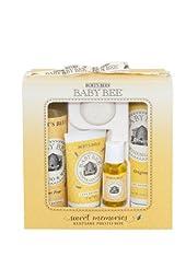 Burt\'s Bees Baby Bee Sweet Memories Gift Set with Keepsake Photo Box