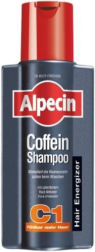 Alpecin Coffein-Shampoo C1 - 8.45 oz /250 ml - fresh from Germany by Alpecin