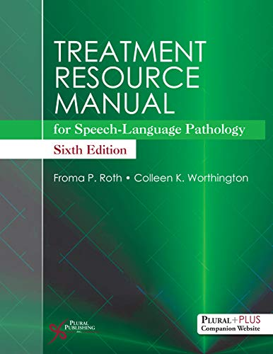 Treatment Resource Manual for Speech-Language