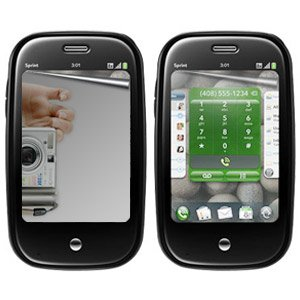 Amzer Mirror Screen Protector with Cleaning Cloth for Palm Pre