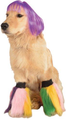 Rubies Small Medium Purple Short