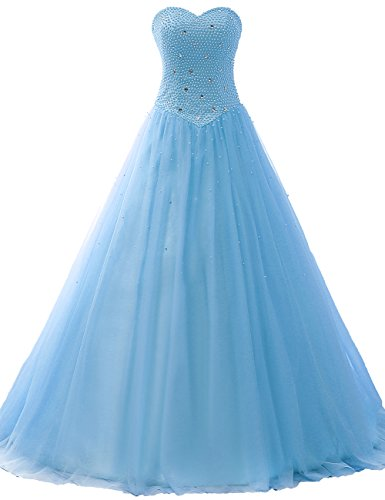 dresses for the damas in a quince - 7