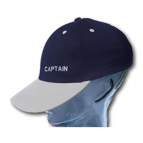 5b6a3d0e5654f Captains Hat/Skipper / First Mate/Crew - Hats for the whole team:  Amazon.co.uk: Sports & Outdoors