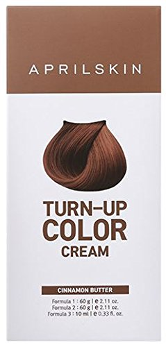 Amazon.com : [April Skin] Turn-Up Color Cream / Self Hair Dyeing Kit ...