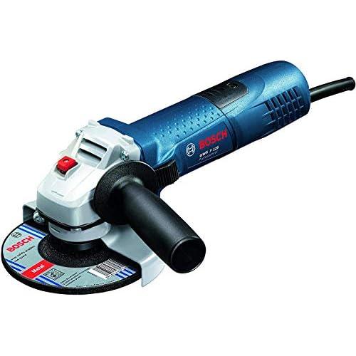 chollos oferta descuentos barato Bosch Professional GWS 7 125 Amoladora angular sin disco 720W 11000 rpm