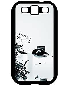 2015 9436641ZA444749294S3 Samsung Galaxy S3 Case Cover, Unique Syndicate Photo Slim Fit Clear Back Cover for Samsung Galaxy S3 Amy Nightwing Game's Shop