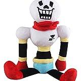 Undertale Cute PAPYRUS Plush Stuffed Doll Toy 14-inch