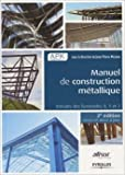 Manuel de construction métallique : Extraits des Eurocodes 0, 1 et 3 de Jean-Pierre Muzeau,APK ( 24 octobre 2013 )