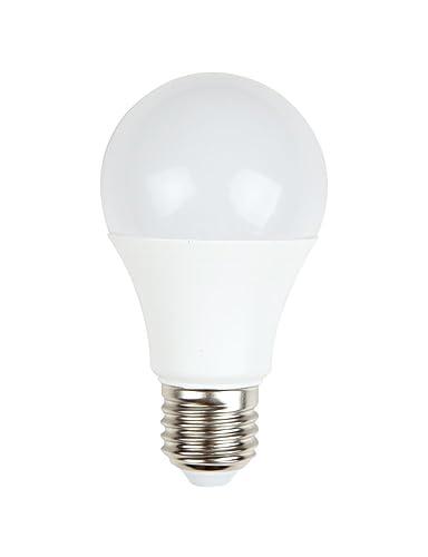 Bombilla LED E27, 10 w, equivalencia a 60 w, diseño de esfera,