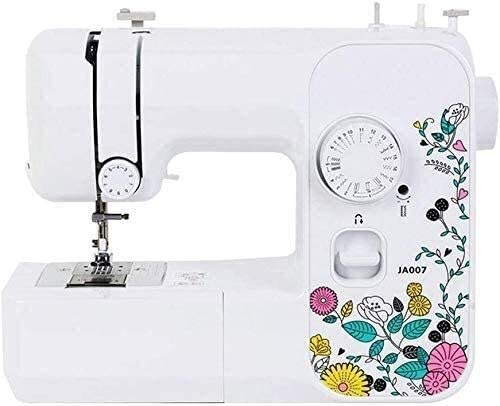 Máquina de coser, mini portátil pequeña función compacto de peso ...
