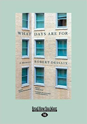 Download online What Days Are For PDF, azw (Kindle), ePub, doc, mobi