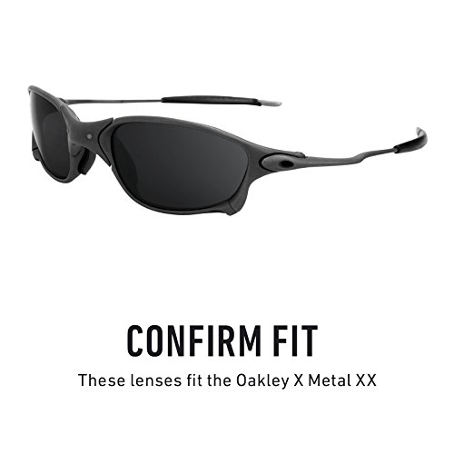 Verres Metal Oakley XX rechange X pour de xqfFwx6