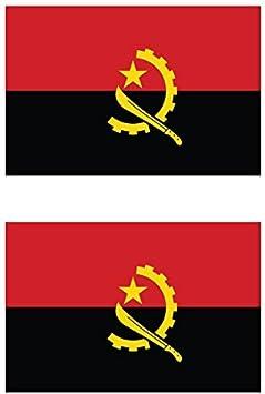 "Skull Flag Tonga Car Bumper Sticker Decal  /""SIZES/'/'"
