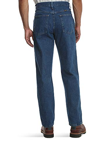Buy rustler men relaxed fit jean medium wash
