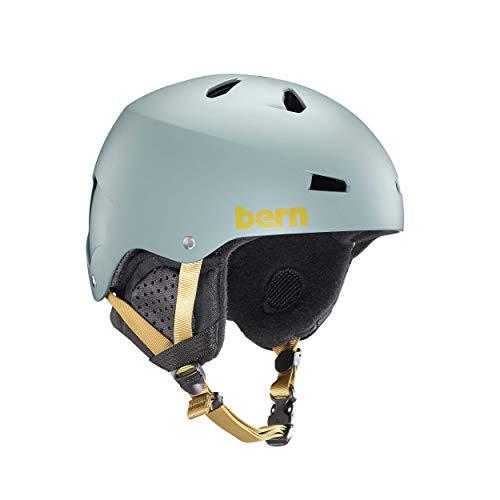 BERN Helmets Macon EPS Matte Slate Green - Large