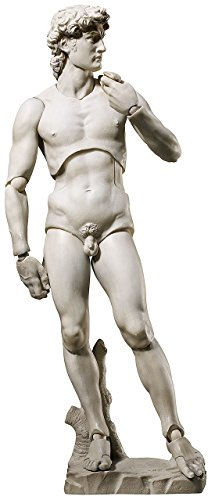 David Table (FREEing Table Museum Series: David by Michelangelo Figma Action Figure)