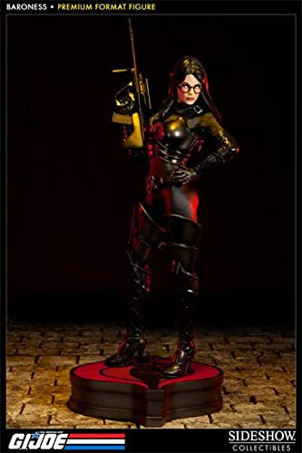 G.I. JOE BARONESS PREMIUM FORMAT FIGURE (CLASSIC VERSION)