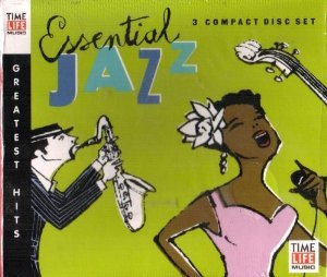 Essential Jazz by Time Life Records