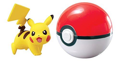 Pokémon Clip & Carry Poké Ball Pikachu And