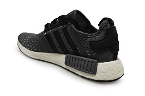 adidas NMD_r1, Chaussures de Trail Femme Onix Core Black BB1358