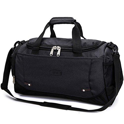 Travel Shoulder Bag Duffle Bag For Women Men Waterproof Fitness Gym Bag Sport Bag HY132 ()