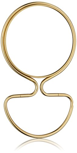 Frasco Mirrors Folding Stand Double Sided Mirror, Brass, 0.5 lb. by Frasco Mirrors