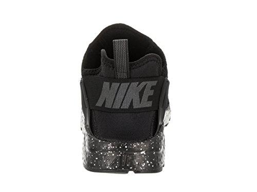 Nike Womens Air Huarache Kjøre Ultra Si Svart / Svart / Mørk / Grå Løpesko 8 Kvinner Oss