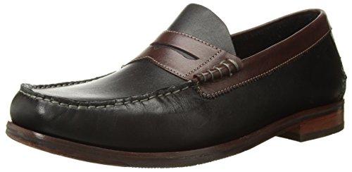 - Florsheim Men's Heads Up Penny Loafer Slip On Dress Casual Shoe Black/Multi, 10 Medium