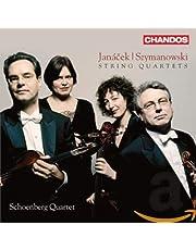 Schoenberg Quartet - String Quartets Nos 1 And 2