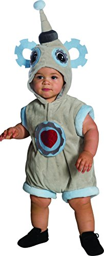 Rubie's LIL' Robot Baby, Infant -