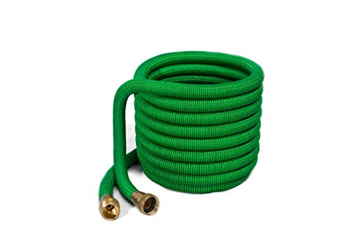 Amazing Amazon.com: 2017 50ft Expanding Garden Hose   Best Flexible Hose  Strongest  Brass Connections   7 Pattern Spray Nozzle   No Kinking Flexible Triple  Layer ...