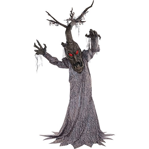 Morris Costumes Light and Motion Haunted Tree -