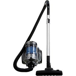AmazonBasics - Aspirapolvere multi-ciclonico, filtro ad alta efficienza, per pavimenti duri e tappeti, filtro HEPA, 700 W, 2,5 l (UE) 1 spesavip