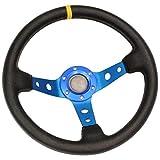 Hardcastle Blue Deep Dish Steering Wheel
