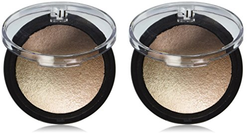 e.l.f. Baked Highlighter, Moonlight Pearl, 0.17 Ounce, 2 Pack