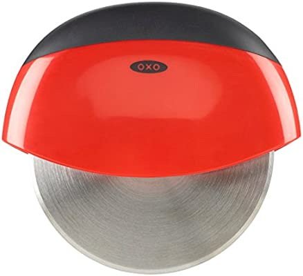 4 Inch OXO Good Grips Pizza Wheel and Cutter