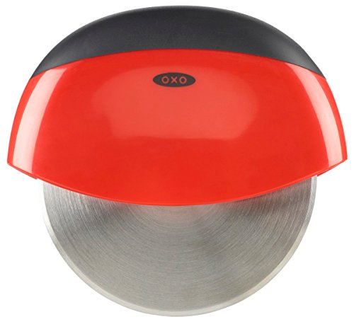 - OXO Good Grips Easy to Clean Pizza Wheel and Cutter