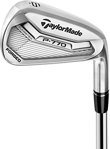 TaylorMade Men's P770 Irons #3 Kbs Tour Flt X-Stiff Right
