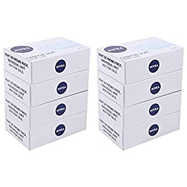 Nivea Creme Soft creme Soap ,(125gm x 4) (Pack of 2)