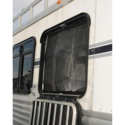 (Country Pride Window Screen for Horse Trailer - Measures: 30.5