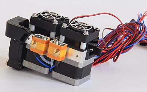 HEASEN - Extrusor doble para impresora 3D de Flashforge ...