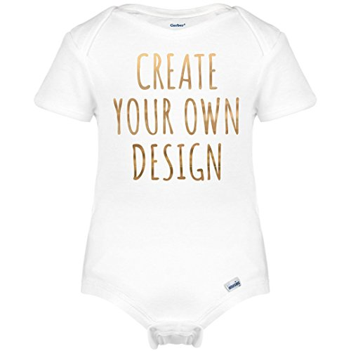 Which are the best customized onesies for babies available in 2018?