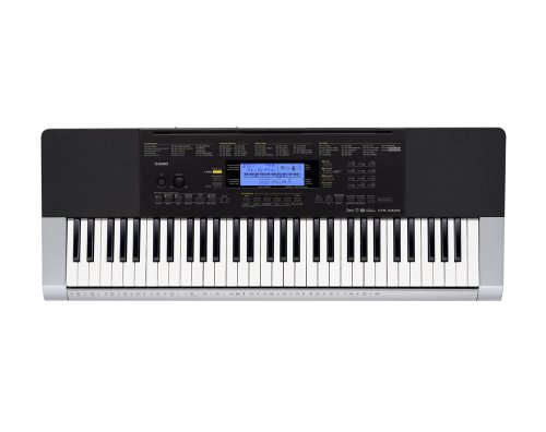 Casio Inc. CTK4400 61-Key Touch Sensitive Personal Keyboard