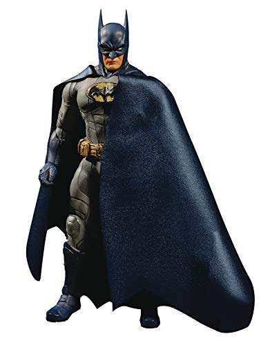 Mezco Toys One: 12 Collective: DC Batman Sovereign Knight (Blue Version) Action Figure from Mezco