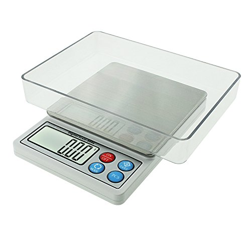Toprime 0 01g Digital Pocket Weight
