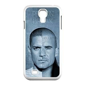 New Fashion SamSung Galaxy S4 I9500 Case, Prison Break quote Custom Phone Case