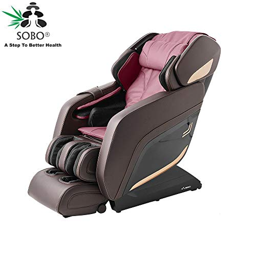 SOBO HJ02 Full body Massage Chair Zero Gravity for Home Kneading Shiatsu massage Foot SpaMultifunctional